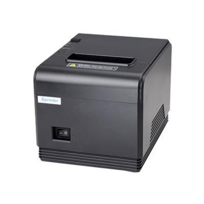 X-PRINTER XP-Q800 термопечать, 260 мм/с, COM, Ethernet, USB, полная, частичная