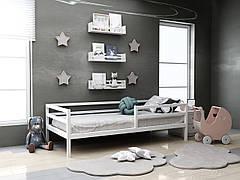 Дитяче дерев'яне ліжко Кіндер ТМ MegaOpt