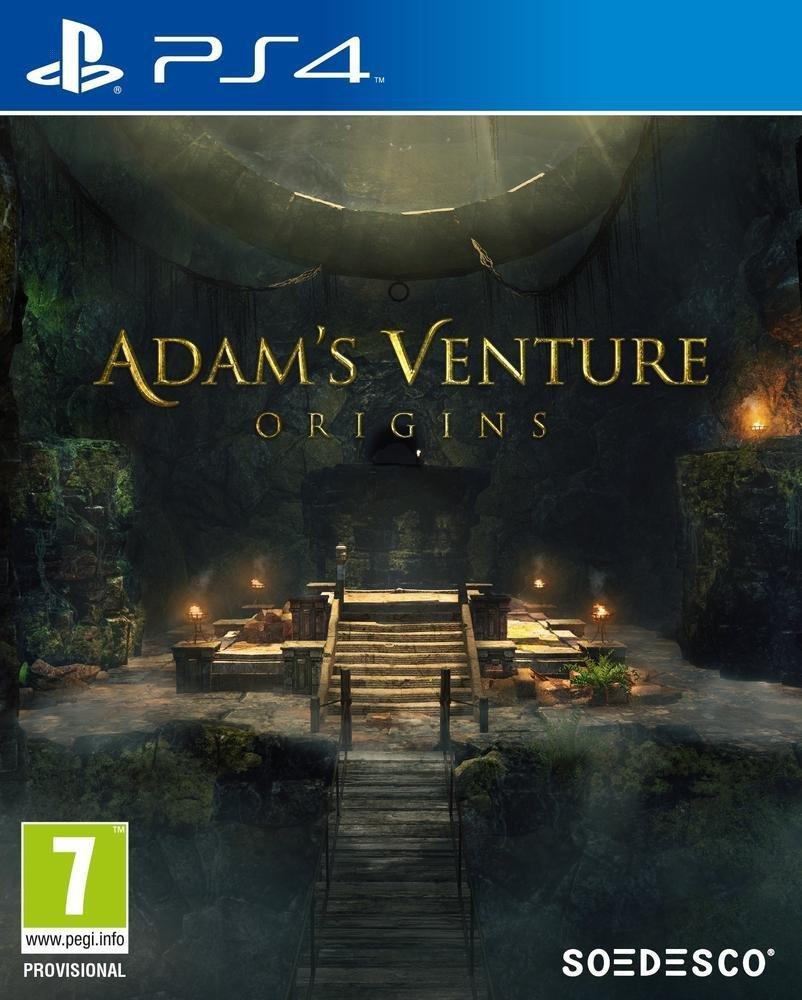 Adam's Venture Origin's (російські субтитри) PS4