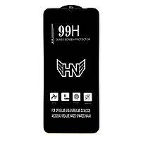 Защитное стекло 99H для Xiaomi Mi 10 Lite черное (на сяоми ми 10 лайт, ксиоми ми10 лайт ксяоми)
