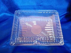 Пластикова упаковка для торта и других кондитерских изделий  80-1/150