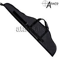 Чехол для винтовки с оптикой плотный 130 см , черный
