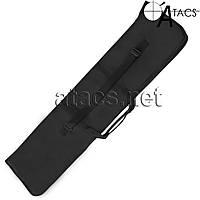 Чехол плотный для помпового ружья 110 см ,черный