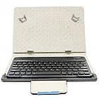Bluetooth клавиатура-чехол Lesko для планшета 10.1 дюйм Black 3181-9528, КОД: 1174775, фото 2