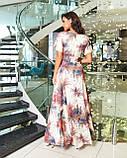 Плаття в підлогу, фото 2