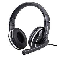 Навушники Ovleng X7 Black-Silver