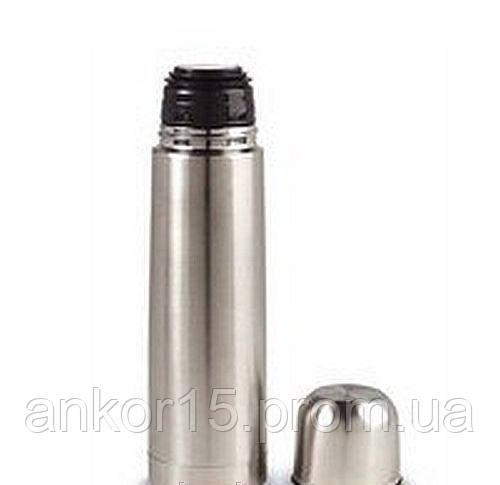 Термос вакуумный нержавейка 0,5 л. FRICO FRU-212 c чехлом
