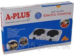 Електроплита 2 конфорки(Диск)