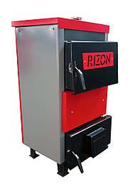 Котел твердотопливный Rizon Classic 10 кВт (утепленный)