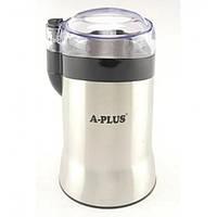 Кофемолка A-Plus Cg-1586 Кофемолка Электрическая А-Плюс, фото 1