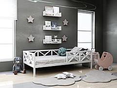 Дитяче дерев'яне ліжко Міккі ТМ MegaOpt