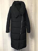 Женский пуховик-пальто Одеяло