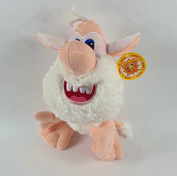 Буба, домовичок буба, музична іграшка буба, м'яка іграшка домовичок буба, 30см