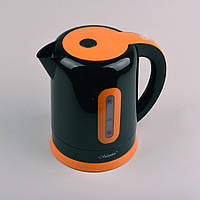 Электрочайник Maestro Mr-040 Чёрно-Оранжевый Электрический Чайник, фото 1