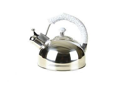 Чайник Maestro Rainbow Mr-1310 Белый Чайник Со Свистком 3,5 Л