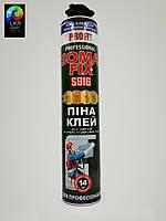 Монтажна піна-клей Soma FIX проф Profit 750 мл для ізоляції S916