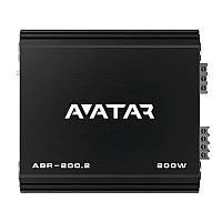 Двухканальный усилитель Avatar ABR-200.2