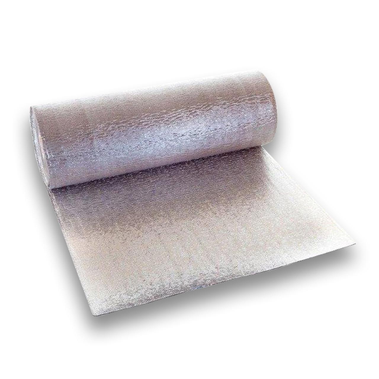 Газовспененный полиэтилен фольгированный с двух сторон, 10 мм (50 м2)