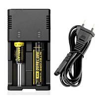 Зарядное Устройство Hong Dong I2 Для 2-Х Аккумуляторов