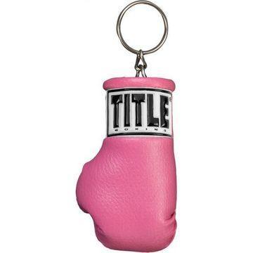 Брелок Title Boxing Club Keyring