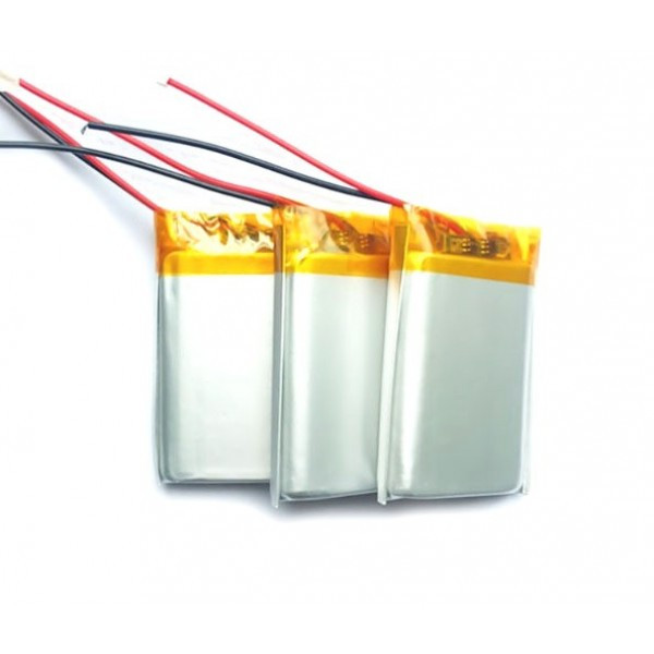 Аккумулятор Литий-Полимерный 1800 Mah 3.7V 103450 Mb