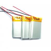 Аккумулятор Литий-Полимерный 1800 Mah 3.7V 103450 Mb, фото 1