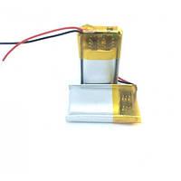 Акумулятор Літій-Полімерний 80Mah 3.7 V 501020 3.7 V Для Фітнес Браслетів Mb