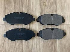 Гальмівні колодки передні Iveco Daily 35 C E4 (C1E017ABE/42555881)