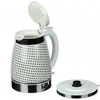 Электрочайник А-Плюс Ap-2147  1.7 Л 2200 Вт Электрический Керамический Чайник A-Plus 2147