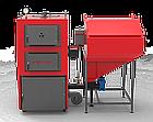 Котел твердотопливный 25 кВт РЕТРА-4МCombi с ретортной горелкой, фото 2