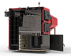 Котел на твердом топливе 80 кВт РЕТРА-4МCombi, ретортная горелка, фото 6