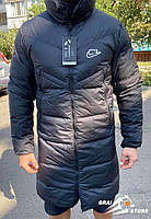 Куртка/Парка Nike Sportswear Down-Fill Windrunner Black