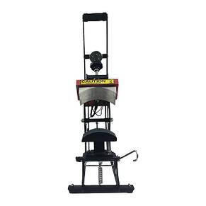 Термопресс FJ MAGCAP-200 с магнитом,  для 4 видов кепок и плоской плитой 15х15см, фото 3