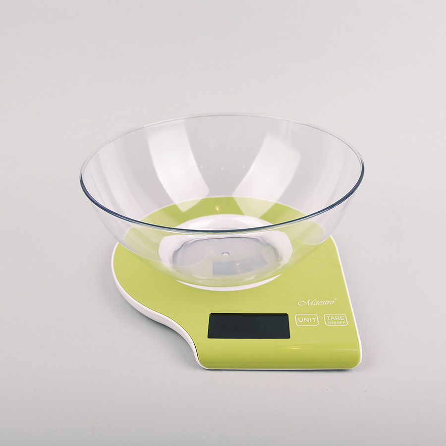 Весы Кухонные Maestro Mr-1800 5 Кг Электронные Весы С Чашей Кухонные Весы Maestro 1800
