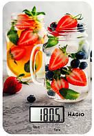 Весы Кухонные Magio Mg-794 5 Кг Стеклянные Весы Кухонные Весы Электронные Magio 794