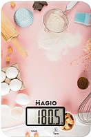 Весы Кухонные Magio Mg-799 5 Кг Стеклянные Весы Кухонные Весы Электронные Magio 799