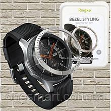 Защитная накладка для часов Ringke для Samsung Galaxy Watch 46mm-02,Gear S3 fronter, Gear S3 Classic