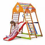 Детский спортивный комплекс для дома KindWood Plus 2, фото 8