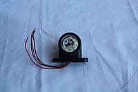 Габаритный фонарик 18-ти диодный (бегущий по кругу) красно-белый 1102