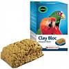 Минеральный блок с глиной для средних и крупных попугаев Versele-Laga Orlux Clay Bloc Amazon River (0,55 кг.)
