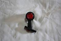 Рожок 12-ти диодный красно-белый 0107
