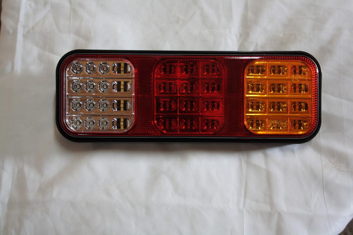Ліхтар задній діодний 4-х функціональний 720134