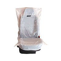Накидки на сиденья с принтом BRIO (400шт)