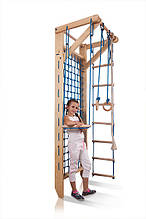 Гладиаторская сетка c навесным  «Baby 8 - 240»