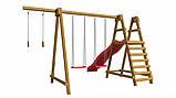 Детская площадка из дерева SportBaby-3, фото 4
