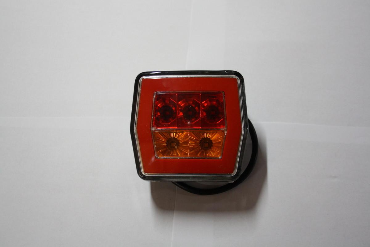 Задний фонарь неоновый 3-х функциональный 0189