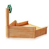 Кораблик пристройка для площадки, фото 2