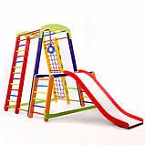 Детский спортивный уголок-  Кроха - 1 Plus 1-1, фото 6