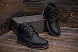 Мужские кожаные зимние ботинки Walker Seazone Blue Line, фото 8
