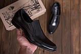 Мужские  кожаные туфли AVA De Lux, фото 6